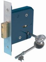 A511 5 Lever Mortice Dead Lock