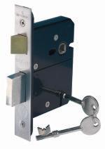 A66 5 Detainer Mortice Sash Lock