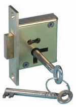 B6109 Heavy Duty Mortice Cupboard Lock