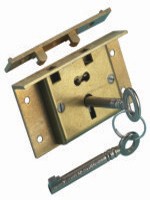 B6265 Heavy Duty Box Lock