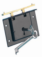 B6400 Light Duty Box Lock