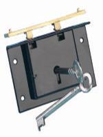 B6400 Light Duty Box Lock