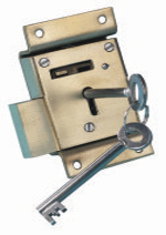 B6820 Heavy Duty Drug Cupboard Lock