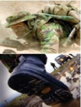 Defense Supplies at Walsall Locks