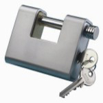 "P1900 Steel ""Anvil"" Padlock"