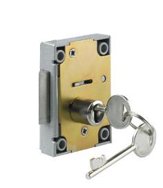 S1310SN 6 Lever Slam Lock c/w Nozzle