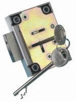 S1311 7 Lever Safe Lock