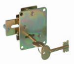 S1331 7 Lever Double Throw Safe Lock