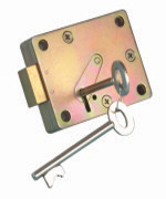 S1771 Series 7 Lever Laminated Safe Lock